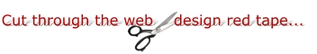 cut through red tape of web design in Placerville, California
